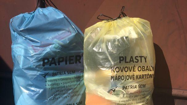 Zber tiredeného odpadu