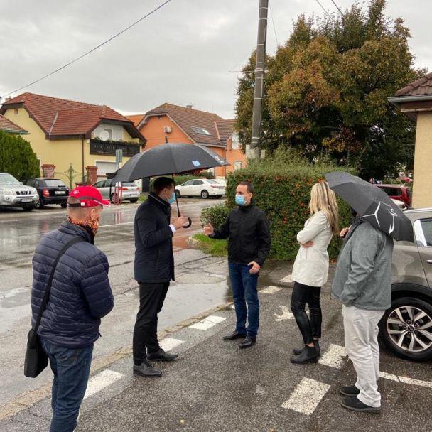 Pracujeme na zlepšení dopravnej situácie vo Vajnoroch