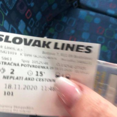 Regionálne linky vo Vajnoroch