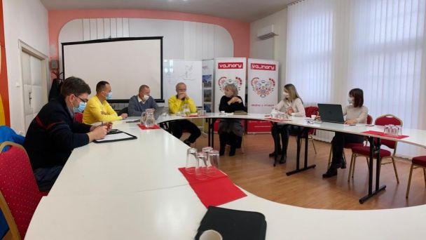 Zo stretnutia ku vypracovaniu dopravno-kapacitného posúdenia pre návrh trasovania električkovej trate ako spojnice Tuhovská - Rača cez Rybničnú