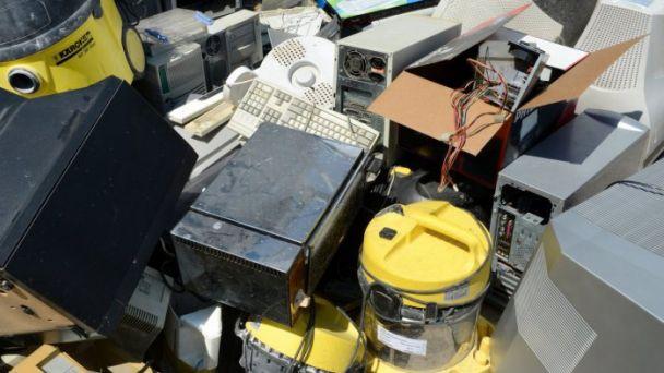 Zber komunálneho odpadu s  obsahom škodlivín