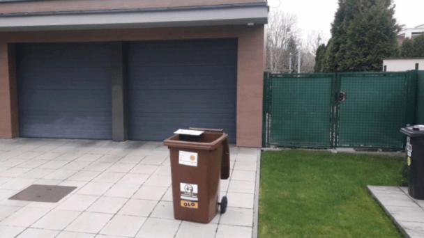 Mesto pre vás zabezpečilo mimoriadny decembrový odvoz biologicky rozložiteľného odpadu  zo záhrad