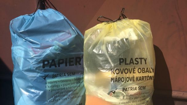 Ako sa vyvíja zber triedeného odpadu v našich Vajnoroch