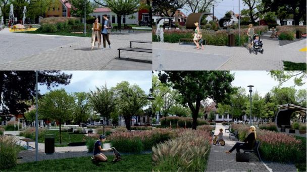 Od dnešného dňa nájdete v Parku pod lipami ....