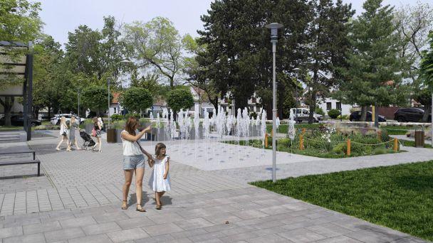 Mestská časť predstavila finálnu verziu vizualizácie Parku pod lipami