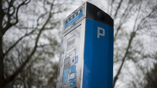 Bratislavský parkovací systém PAAS