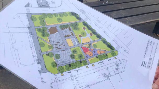 Dnes sa konalo prezentačné stretnutie ku revitalizácii Parku pod lipami.